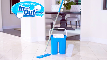 Hurricane® In And Out™ Mop Video